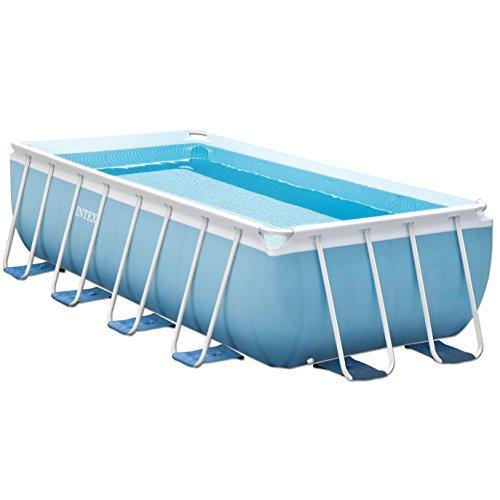 Pool Rectangular Frame - Intex 16ft X 8ft X 42in Rectangular Prism Frame Pool Set