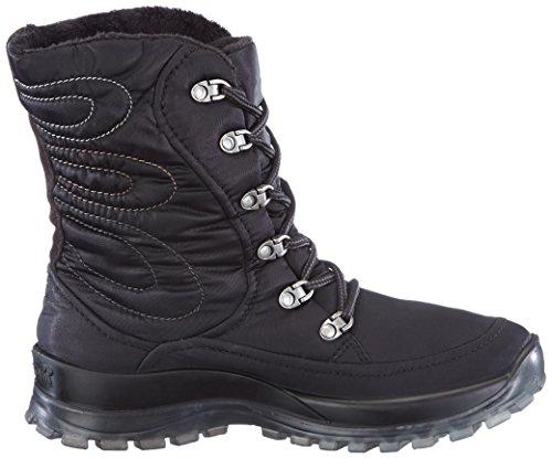 Romika Alaska 122 Techno - 87022PL76100 Black c166hqwXd