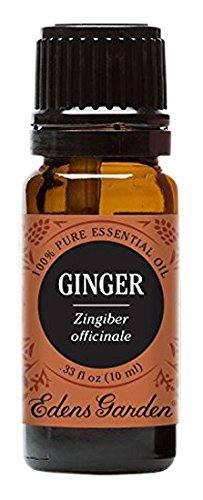 Edens Garden Ginger 10 ml 100% Pure Undiluted Therapeutic Grade Essential Oil GC/MS Tested