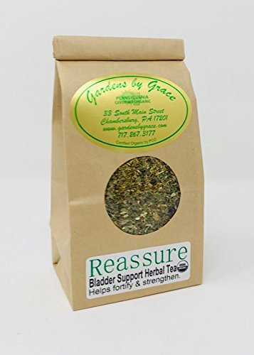 Healthy, Better Bladder Balance, Control Formula   Detox Kidneys, Urinary Tract   Ease Discomfort, Frequency, Overactive, Leakage, Pain Relief   Organic, Herbal Tea, 4 (Bladder Control Tea)