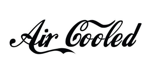 air cooled decal - 7