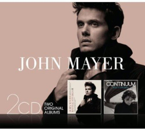 John Mayer - 2 Cd Continuum\\Battle Studies - Amazon.com Music
