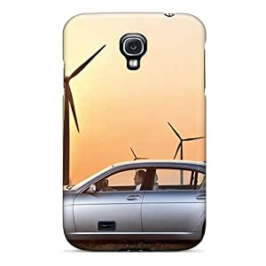 New Bmw 7 Series Hydrogen Side View Tpu Cases Covers, Anti-scratch AngerolaWalmaka Phone Cases For Galaxy S4