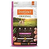 Instinct Original Small Breed Grain Free Recipe With Real Chicken Natural Dry Dog Food By Nature'S Variety, 11 Lb. Bag For Sale