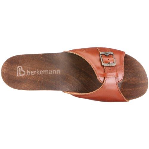 Berkemann Bornholm 219 - Zuecos para mujer Marrón