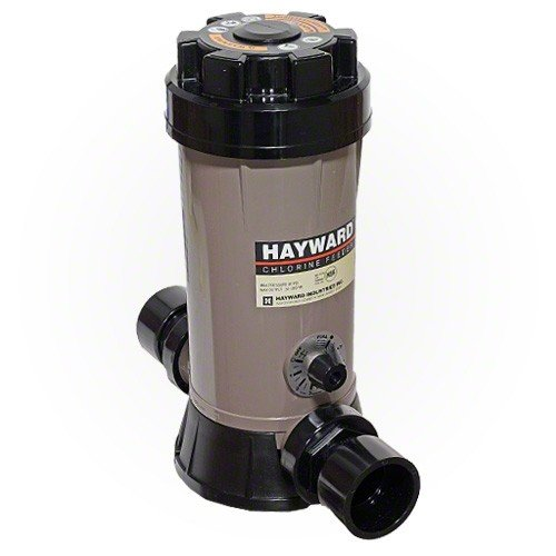 - Hayward CL2002S In-line Automatic Chemical Feeder