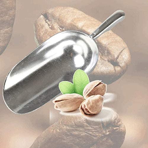 Pala Grano harina Pala para Hielo RoadRomao Utensilios de Cocina de aleaci/ón de Aluminio de Cuatro tama/ños Pala