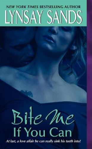 Bite Me If You Can (Argeneau Vampire Book 6)