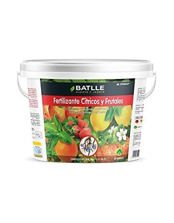 Abonos - Fertilizante Cítricos y Frutales Cubo 5Kg. - Batlle