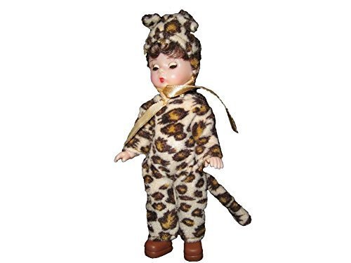 Madame Alexander Doll - Halloween Leopard Costume - McDonald's 2003 #06 by Madame Alexander -