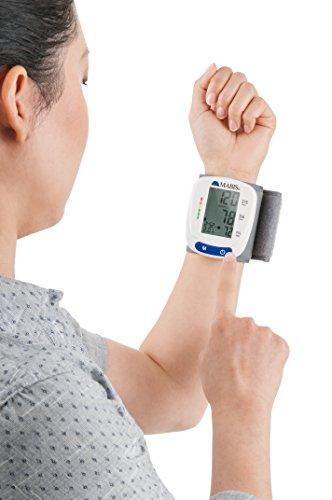 Blood Cuff - Digital Portable Pressure Gauge Pulse, and High & Low Blood Pressure