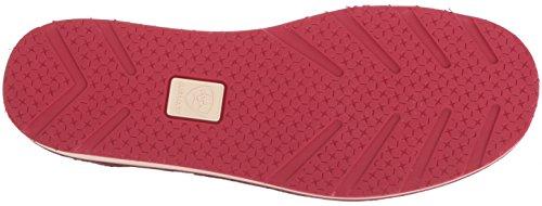Ariat Femme Cruiser Sneaker Paume Marron / Rouge Imprimé Cachemire