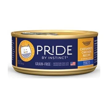 Amazon Pride By Instinct Cheshires Chicken Minced Recipe