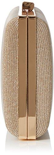 Coast Damen Bethy Clutch, Gold, 4.5x11.5x21.5 centimeters