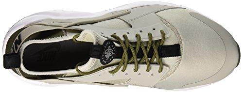 Men's Huarache Running Khaki m Grey Sneaker Ultra NIKE Run pTqUxdfpw