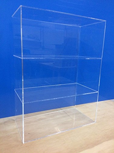 (Marketing Holders Acrylic Lucite Countertop Display ShowCase Cabinet 12
