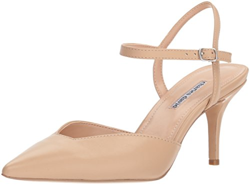 Shoes Charles Womens David (Charles David Women's Arden Pump, Nude, 6 M US)