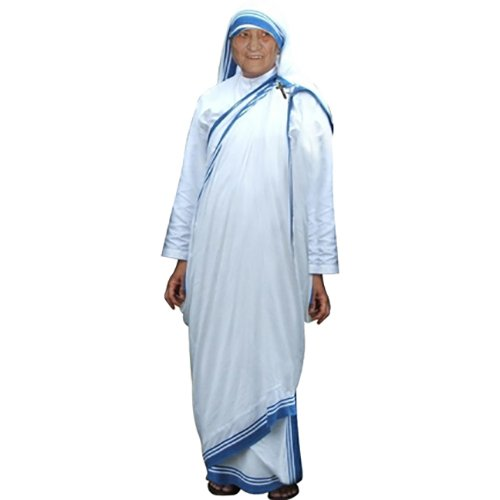 WGH48002 Mother Teresa Vinyl Wall Decal Graphic
