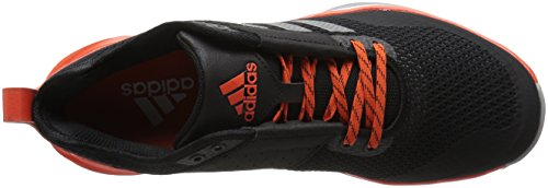 Originaux Adidas Mens Monstre X Carbone Mi Cross Trainer Noir / Fer / Collégiale Dorange