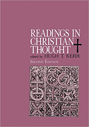 Readings in Christian Thought: Second Edition: Stephen T