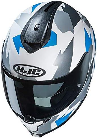 XS Noir//Anthracite Motorcycle helmets HJC C70 VALON MC5SF