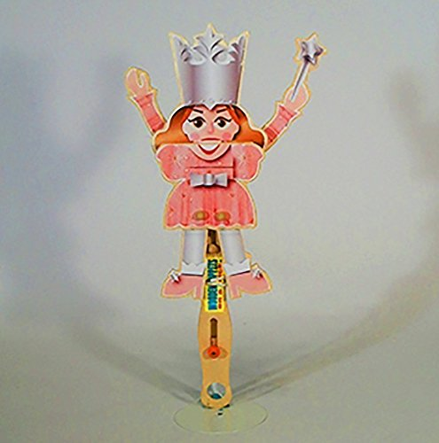 Hand Puppets Of Oz Wizard (Wizard Of Oz wooden toy puppet- Glinda)