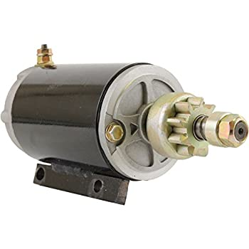 Amazon com: Starter Solenoid Replacement For Johnson, OMC