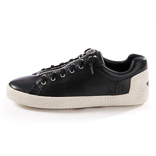Ash Negro Nirvana Zapatos Zapatillas Negro Mujer SOF4q