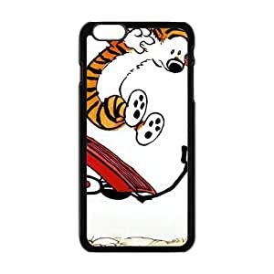 Happy Calvin and tigger Cell Phone Case for Iphone 6 Plus