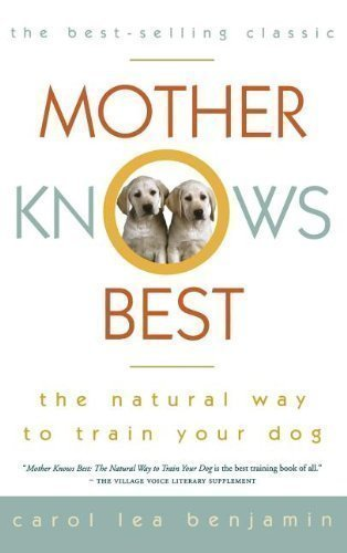 Mother Knows Best published Hardcover product image