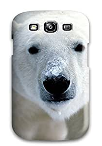 QMeVjhG2106aMxpA Angoward Polarbears Durable Galaxy S3 Tpu Flexible Soft Case
