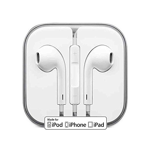iPhone Earpods Headphones with Microphone and Volume Control