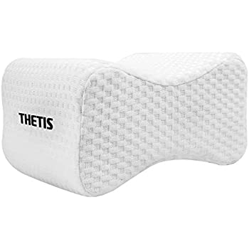 Amazon Com Panacea Wellbeing Memory Foam Knee Pillow With