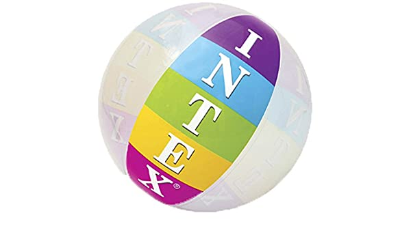INTEX Color Baby - Pelota hinchable gigante, 91 cm (59060): Amazon ...