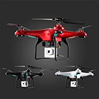 Nacome Selfie Drone, 2.4GHz 6 Axis 720P WiFi FPV Wide 0.3MP HD Camera RC Quadcopter Toy Gift