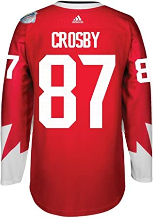 Sidney Crosby Team Canada World Cup Of Hockey Adidas Premier Home Jersey 49af59852