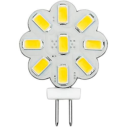 2.3 Watt - G4 Base LED Wafer - 230 Lumens - 3000 Kelvin - Halogen Color - Replaces 20 Watt Halogen - 12VDC (Lumen 230 Led)