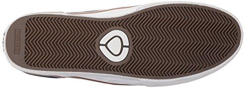 C1RCA Men's Gravette Independent Durable Cushioned Skate Skateboarding Shoe, Dress Blues/Chambray, 9 M US