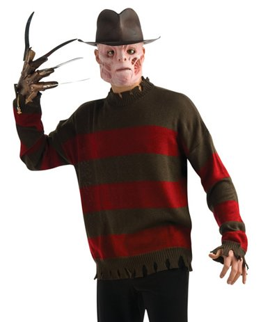 Freddy Krueger Teen Costume