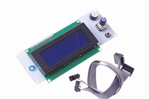 SMAKN® 3D Printer Reprap Ramps 1.4 2004 LCD Smart Controller Dispaly Adapter by SMAKN