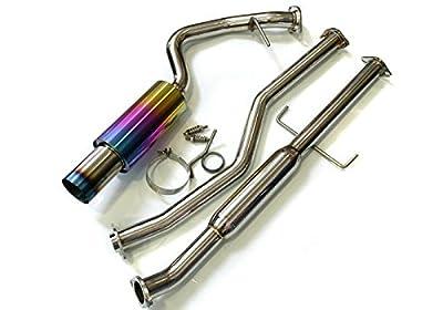 5. Agency Power AP-IN-FI-04 Cat-back Exhaust (Titanium Nissan 370Z Z34)