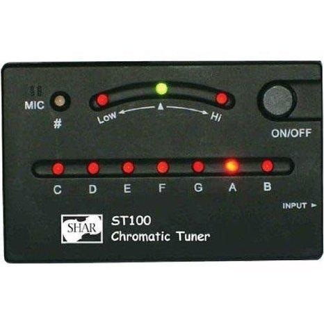 【 並行輸入品 】 Shar Chromatic チューナー B00JEFI12Q