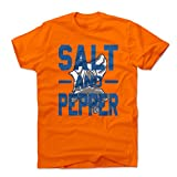 New York Todd Frazier Salt and Pepper Kids Shirt - Orange Tee