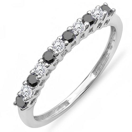 0.33 Ct Diamond Band - 3