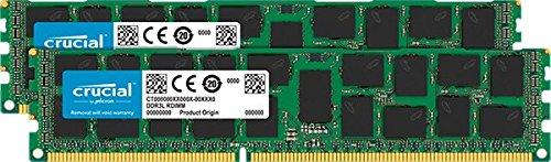 Memoria Ram 32GB Kit (16GBx2) DDR3 1600 MT/s (PC3-12800)