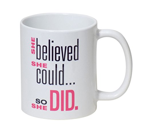 She Believed Could Graduation Empowerment product image