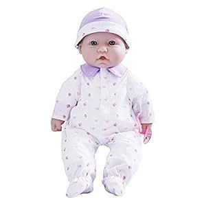 JC Toys 15030_BLa Baby Play Doll, Caucasian Purple