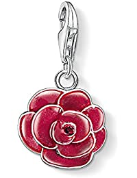Thomas Sabo Strawberry Pendant Amazon thomas sabo charm club clothing shoes jewelry thomas sabo rose charm sterling silver audiocablefo
