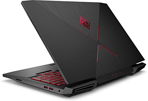 HP 15-CE198WM 15.6″ FHD Gaming Laptop, Windows 10, Intel Core i7-8750H Processor, NVIDIA GeForce GTX 1060 Graphics, 16GB DDR4 SDRAM Memory, 1TB Hard Drive + 256GB SSD, Backlit Keyboard