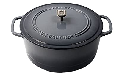 Marquette Castings 6 qt. Cast Iron Dutch Oven